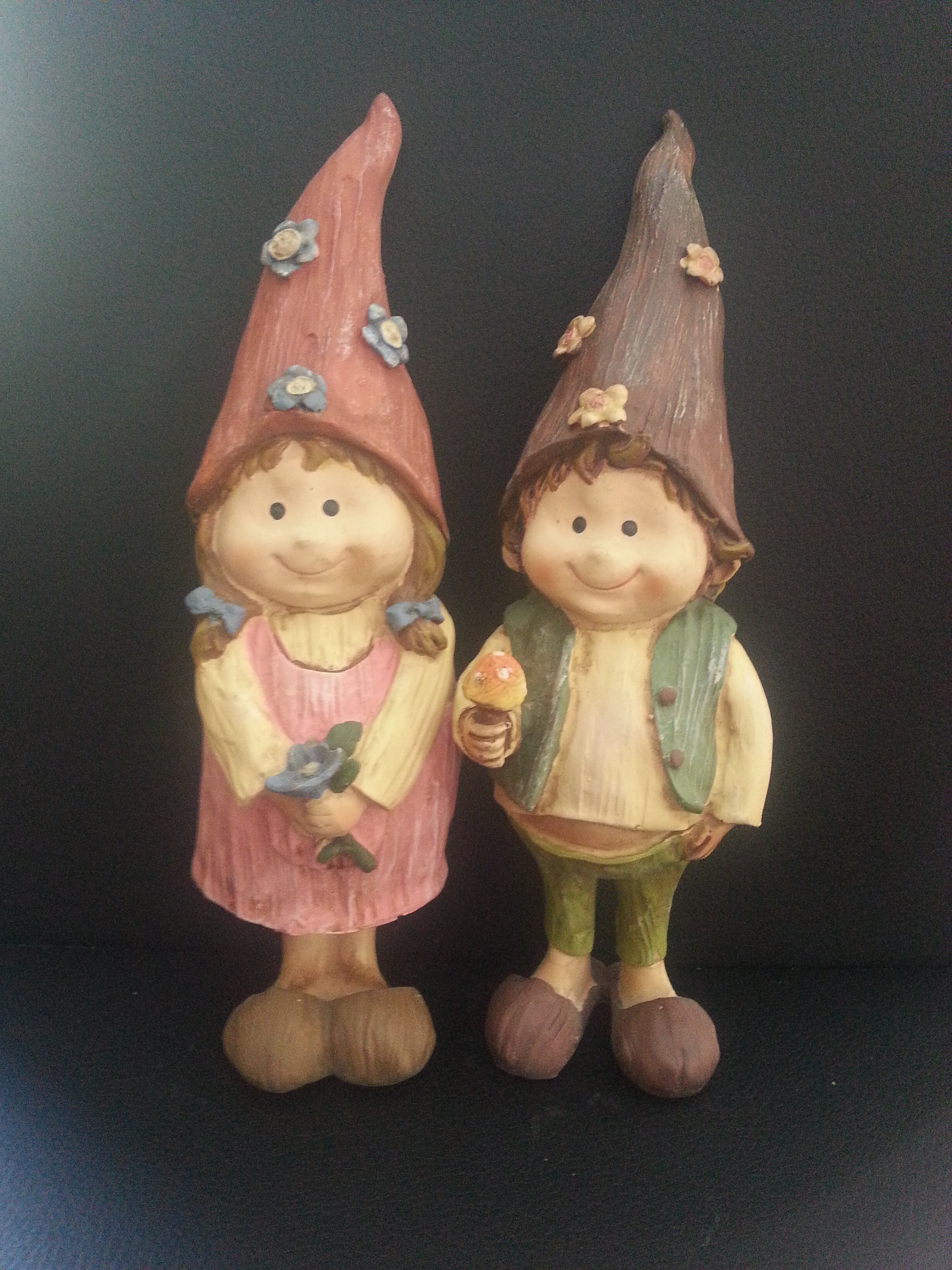gnome kids, gnomes, winnipeg garden centers, jensen nursery and garden center