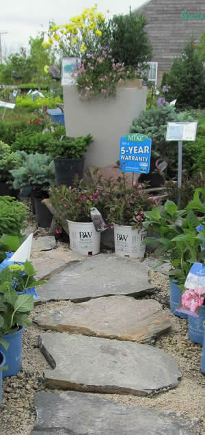 Decorative Garden Slate - Jensen's Nursery and Garden Centre - Garden Center - Winnipeg - Manitoba
